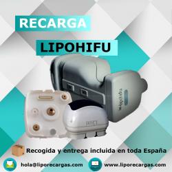 Recarga Cartucho LipoHIFU